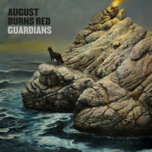 August Burns Red - Guardians, 2LP, Gatefold, Limited Deep Blue Sea Vinyl 1