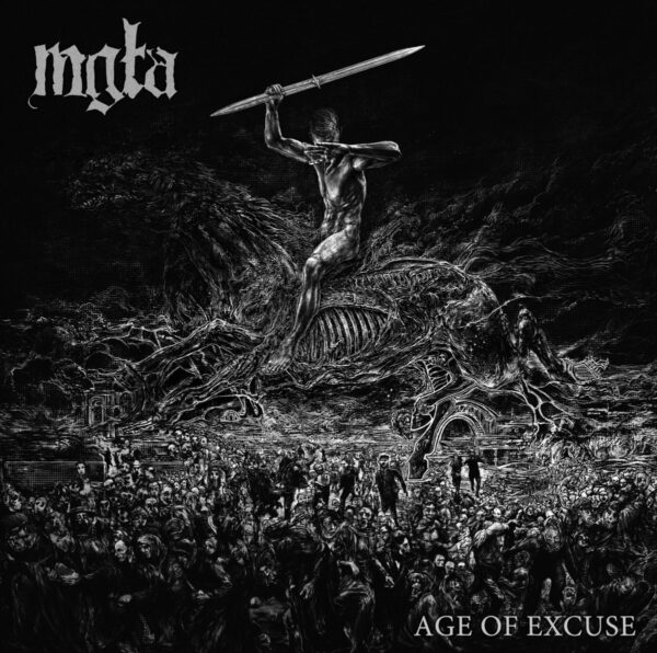 mgla - Age Of Excuse, LP 1