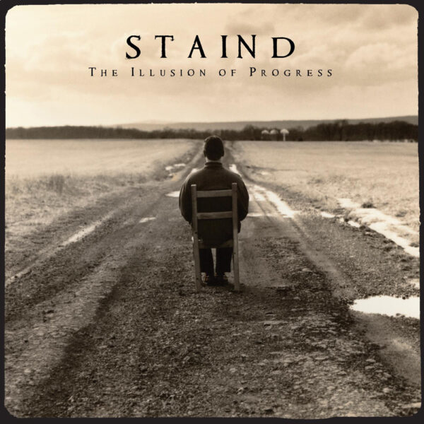 Staind - The Illusion Of Progress, 2LP, Gatefold, Limited Silver Coloured Vinyl, 1500 Copies 1
