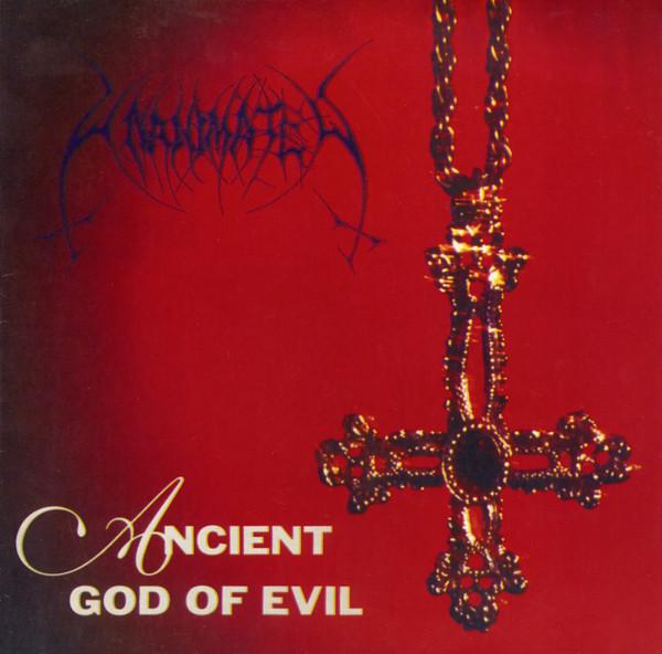 Unanimated - Ancient God Of Evil, Gatefold, 180gr, LP 1