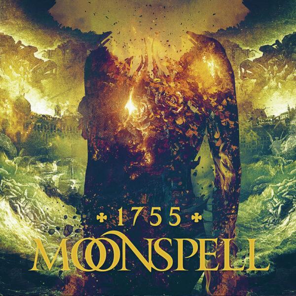 Moonspell - 1755, Gatefold, LP 1