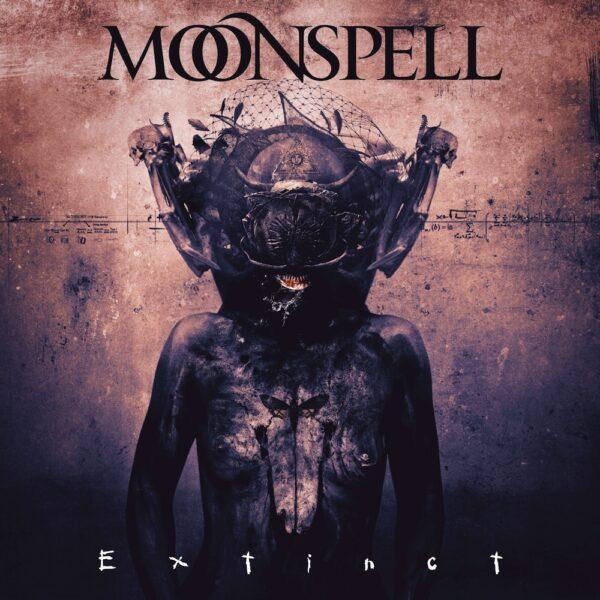 Moonspell - Extinct, 2LP, Gatefold, Inkl. DVD with Documentary 1