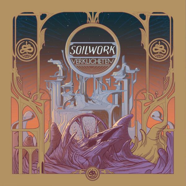 Soilwork - Verkligheten, 2LP, Gatefold, Limited White Vinyl, 300 Copies 1