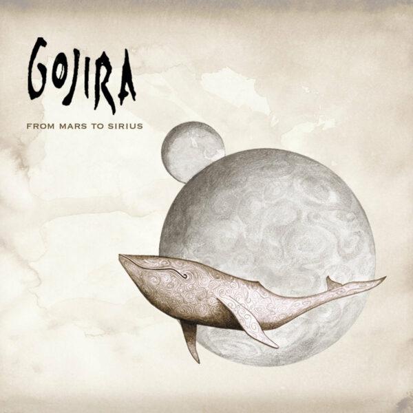 Gojira - From Mars To Sirius, 2LP, Gatefold 1