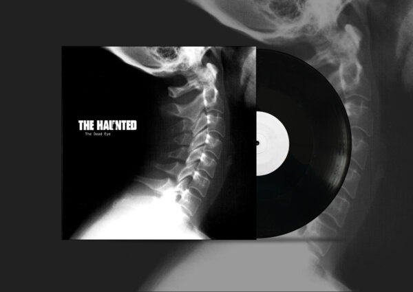 The Haunted - The Dead Eye, Limited Black Vinyl, 100 Copies 1