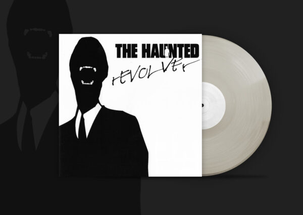 The Haunted - Revolver, Limited Clear Vinyl, 100 Copies 1