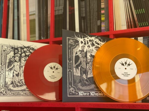 Baest - Marie Magdalene, Virus Edition, Red Vinyl, 250 Copies, Numbered 2