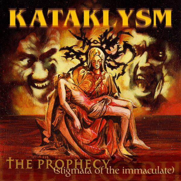 Kataklysm - The Prophecy, gatefold, LP 1