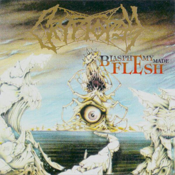 Cryptopsy - Blasphemy Made Flesh, LP 1