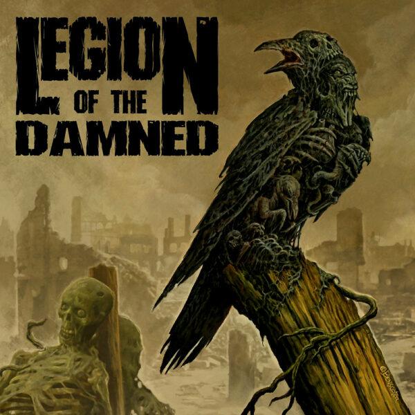 Legion Of The Damned- Ravenous Plague, LP 1