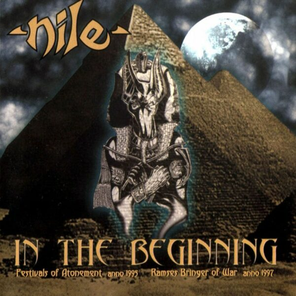 Nile - In The Beginning, Special Edition Series 2017, LP 1