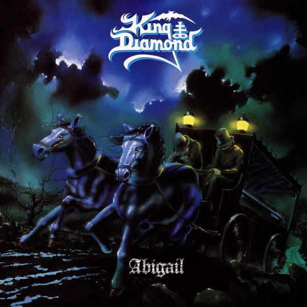 King Diamond - Abigail, Limited Khaki Brown Marbled Vinyl, 500 Copies 1