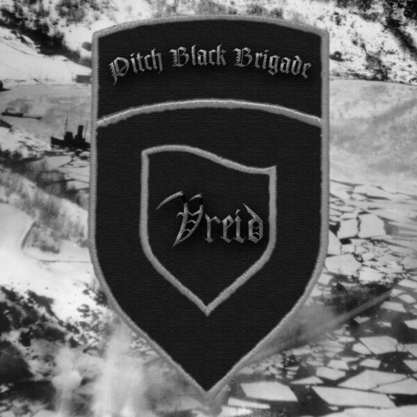 Vreid - Pitch Black Brigade, Limited Solid White Vinyl 1
