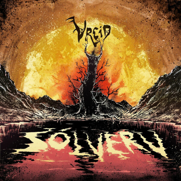 Vreid - Solhverv, 2LP, Gatefold 1