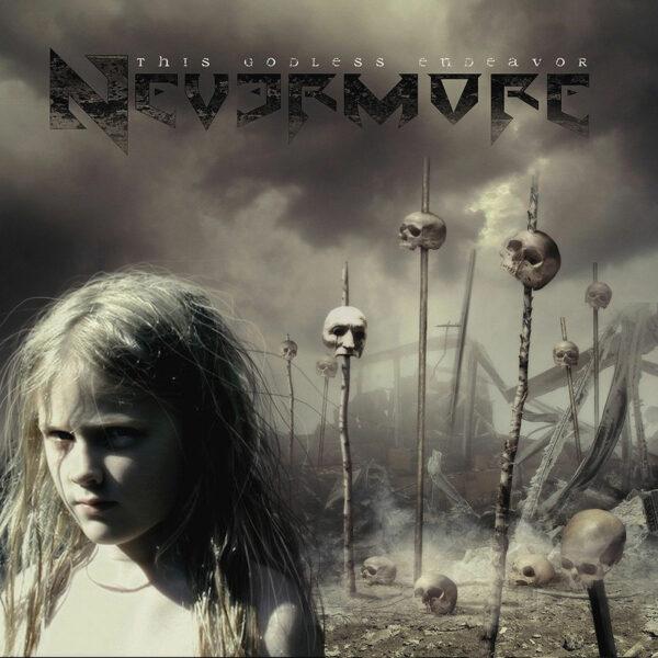 Nevermore - This Godless Endeavor, 2LP, Gatefold 1