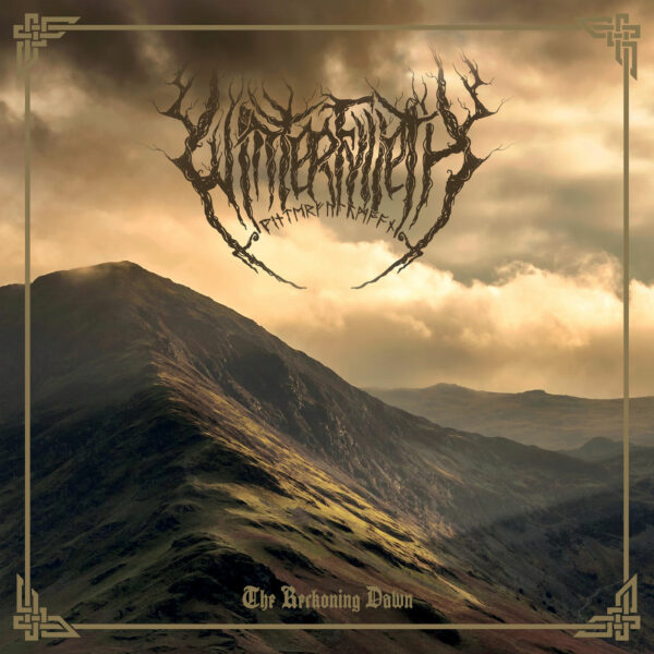 Winterfylleth - The Reckoning Dawn, 2LP, Gatefold, Gold Foil-stamped Cover, Dawn Yellow Vinyl 1