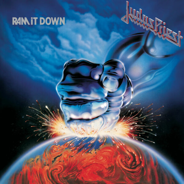 Judas Priest - Ram It Down, 180gr, LP 1