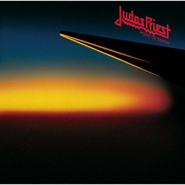 Judas Priest - Point Of Entry, 180gr, LP 1