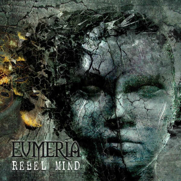 Eumeria - Rebel Mind, Limited Black/Blue Vinyl, 250 Copies 1