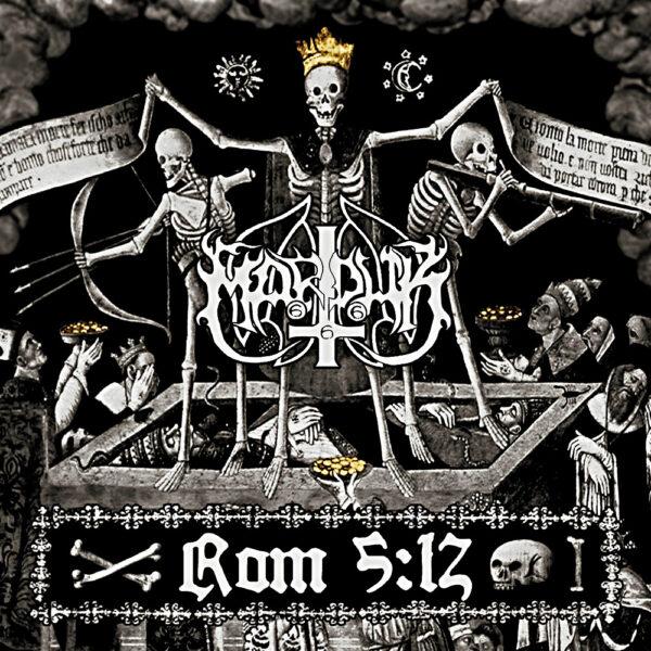 Marduk - Rom 5:12, 2LP, Gatefold, Limited Clear Vinyl 1