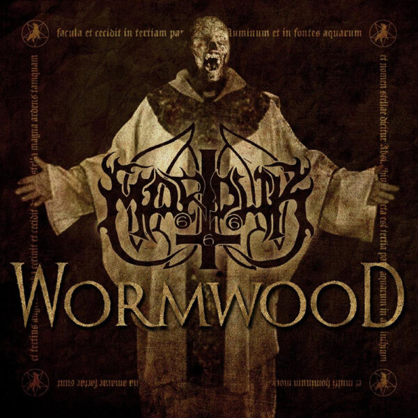 Marduk - Wormwood, Gatefold, Limited Clear Vinyl 1