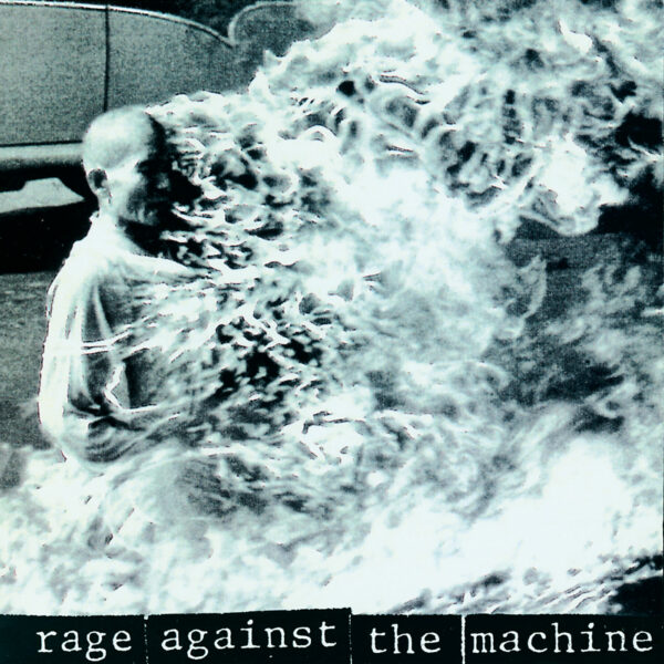 Rage against The Machine - Rage Against The Machine, LP 1