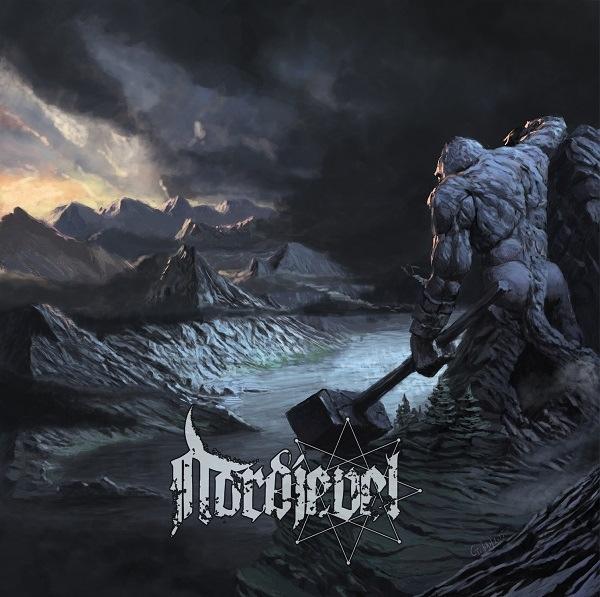 Nordjevel - Nordjevel, Limited Aqua blue vinyl, 300 copies 1