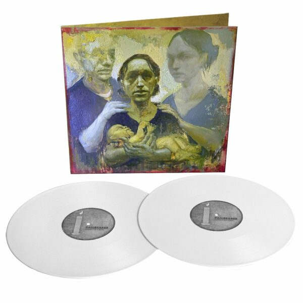 Pallbearer - Forgotten Days, 2LP, Gatefold, Limited White Vinyl, 300 Copies 1