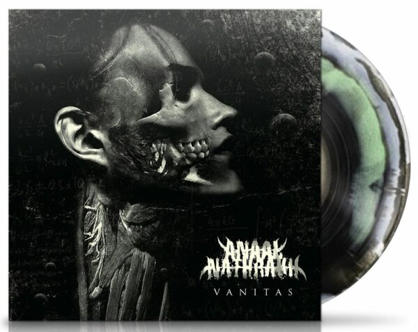 Anaal Nathrakh - Vanitas, Gatefold, Limited White/Black/Green swirl vinyl 1