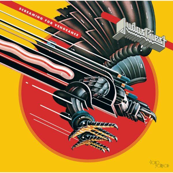 Judas Priest - Screaming For Vengeance, 180gr, LP 1