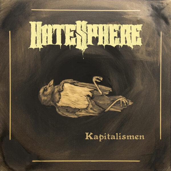 "Hatesphere - Kapitalismen, 7"" Vinyl 1"