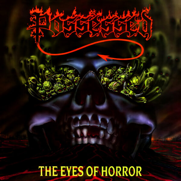 Possessed - The Eyes Of Horror, 180gr, LP 1
