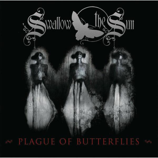 Swallow The Sun - Plague of Butterflies, 2LP, Gatefold 1