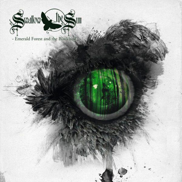 Swallow The Sun - Emerald Forest And The Blackbird, 2LP, Gatefold, Solar Flare Edition 1