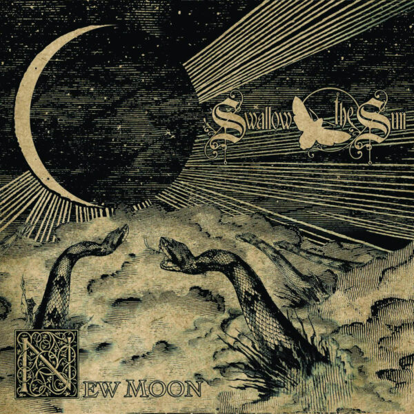 Swallow The Sun - New Moon, 2LP, Gatefold, Black Sun Edition 1
