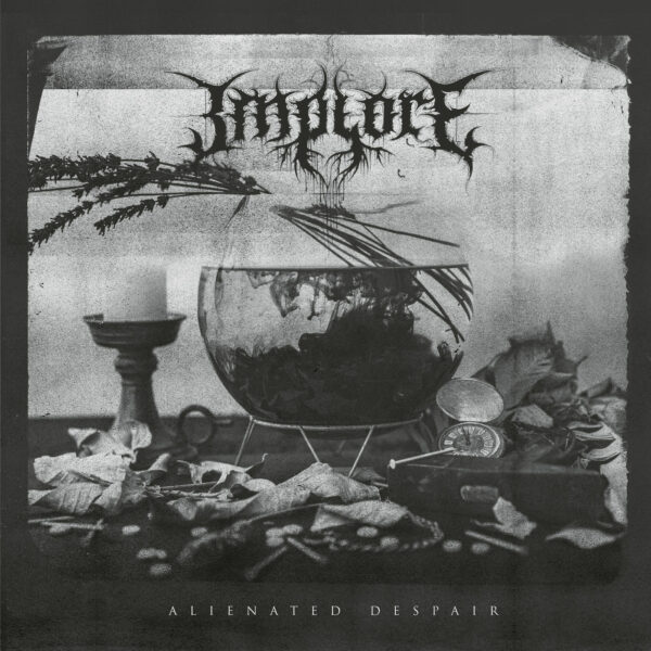 Implore - Alienated Despair, 180gr, LP 1