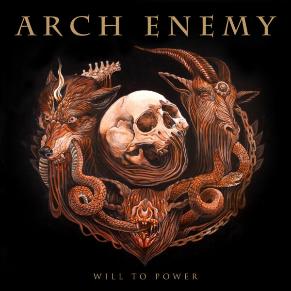 Arch Enemy - Will To Power, 180gr, Booklet, Incl CD, LP 1