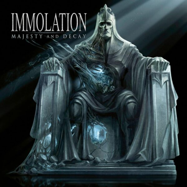 Immolation - Majesty and Decay, Gatefold, LP 1