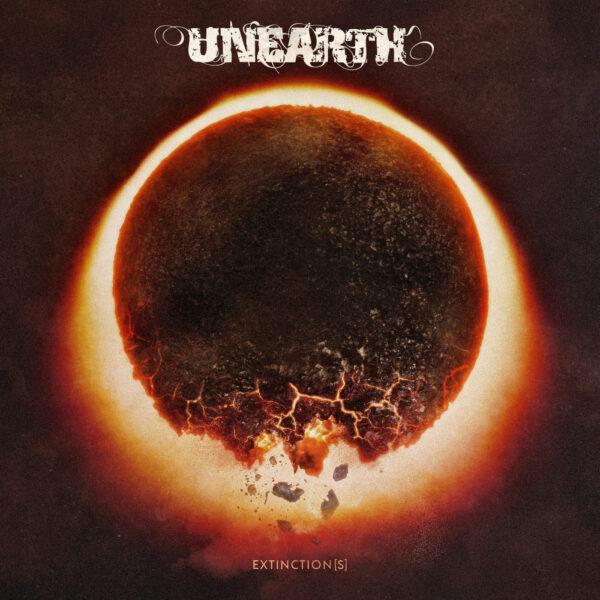 Unearth - Extinction(s), 180gr, Orange vinyl, Incl CD, LP 1