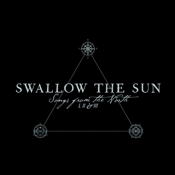 Swallow the Sun - Songs From The North I, II & III, 5LP, Box 1