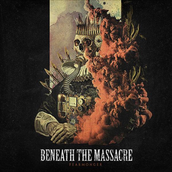 Beneath The Massacre - Fearmonger, Incl CD, LP 1
