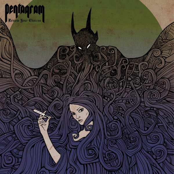 Pentagram - Review Your Choices, LP 1