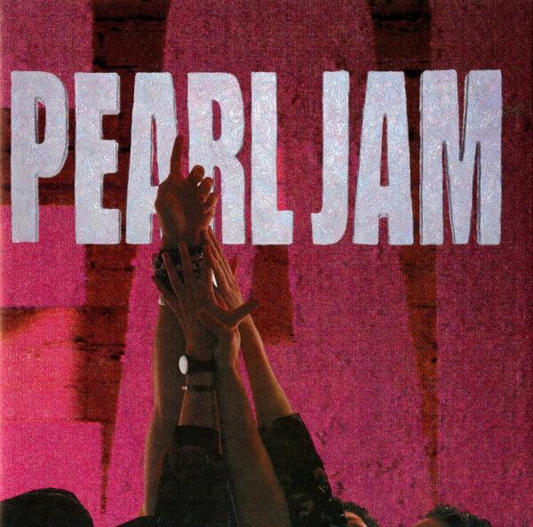Pearl Jam - Ten, LP 1