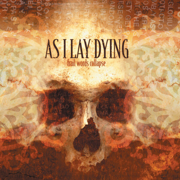 As I Lay Dying - Frail Words Collapse, 180gr, LP 1