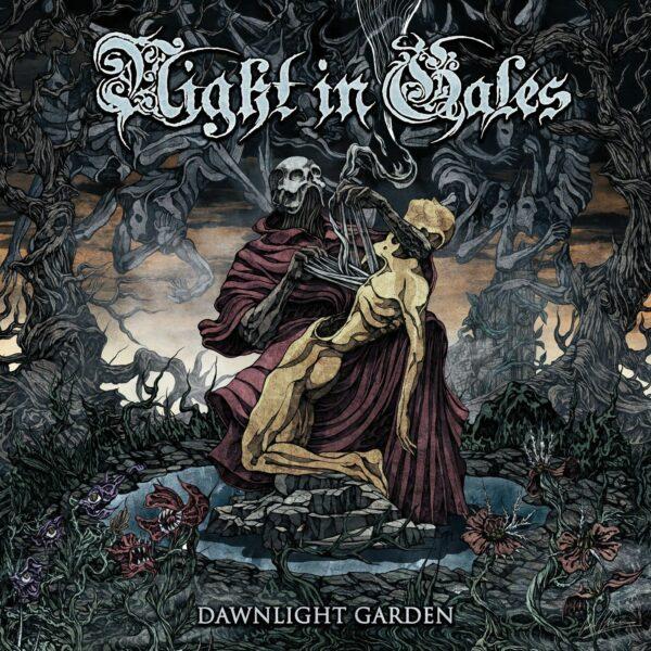 Night In Gales - Dawnlight Garden, Gatefold, LP 1