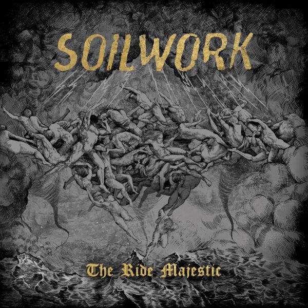 Soilwork - The Ride Majestic, 2LP, Gatefold 1