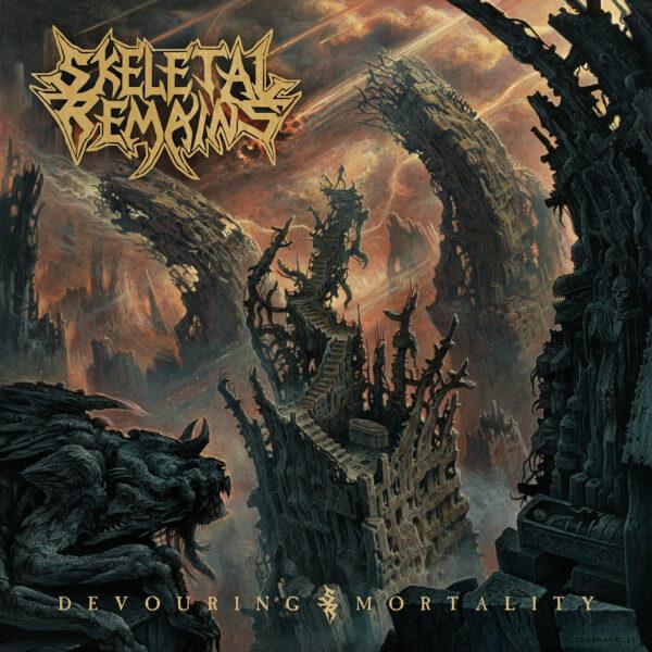 Skeletal Remains - Devouring Mortality, 180gr, Incl CD, Poster, LP 1