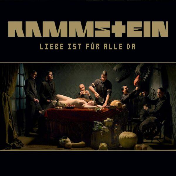 Rammstein - Liebe Ist Für Alle Da, 2LP, Gatefold, 180gr 1