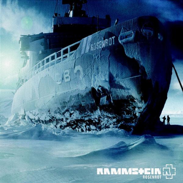 Rammstein - Rosenrot, 2LP, Gatefold 1