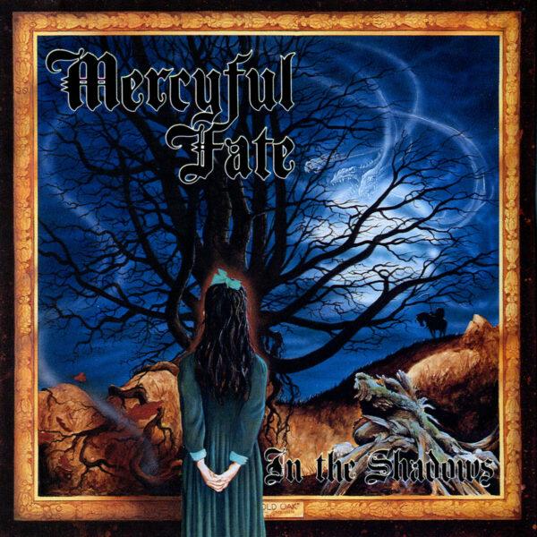 Mercyful Fate - In The Shadows, 180gr, LP 1